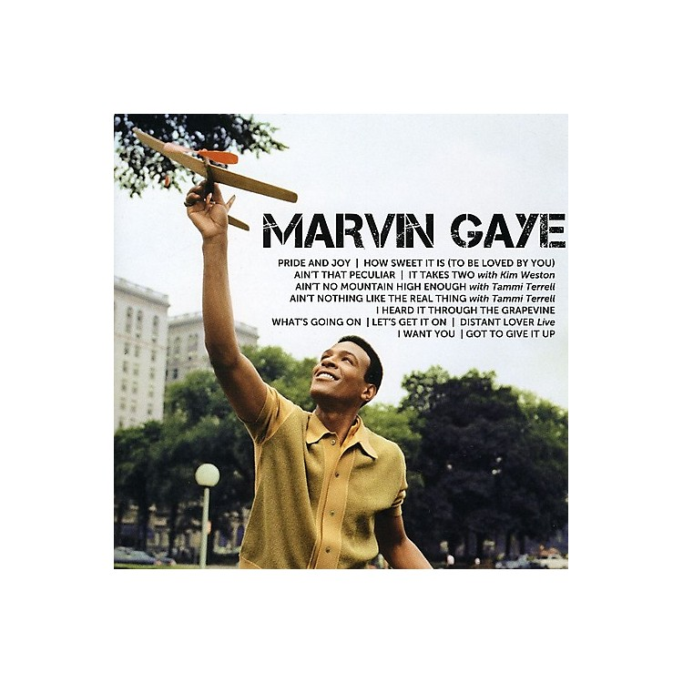 Alliance Marvin Gaye - Icon (CD)