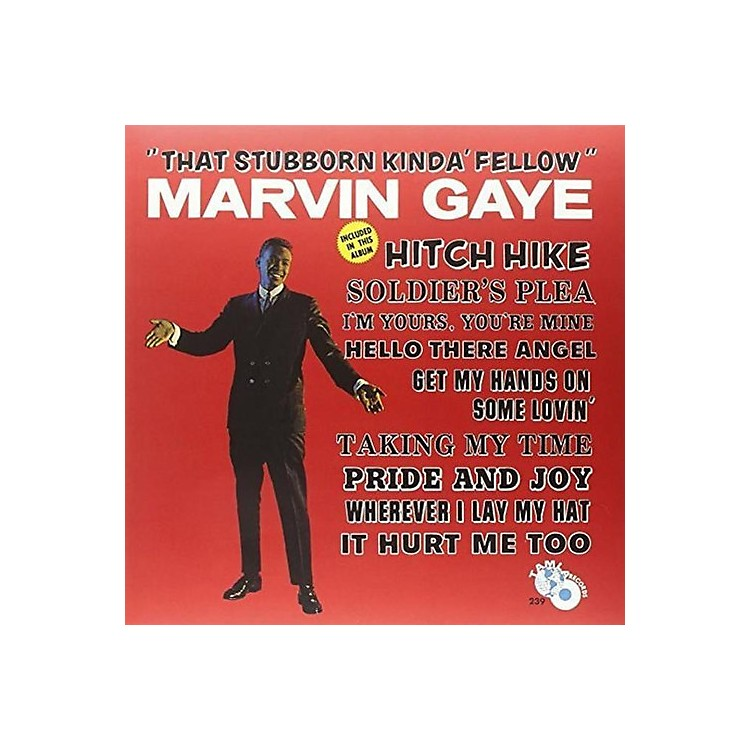AllianceMarvin Gaye - That Stubborn Kinda' Fellow