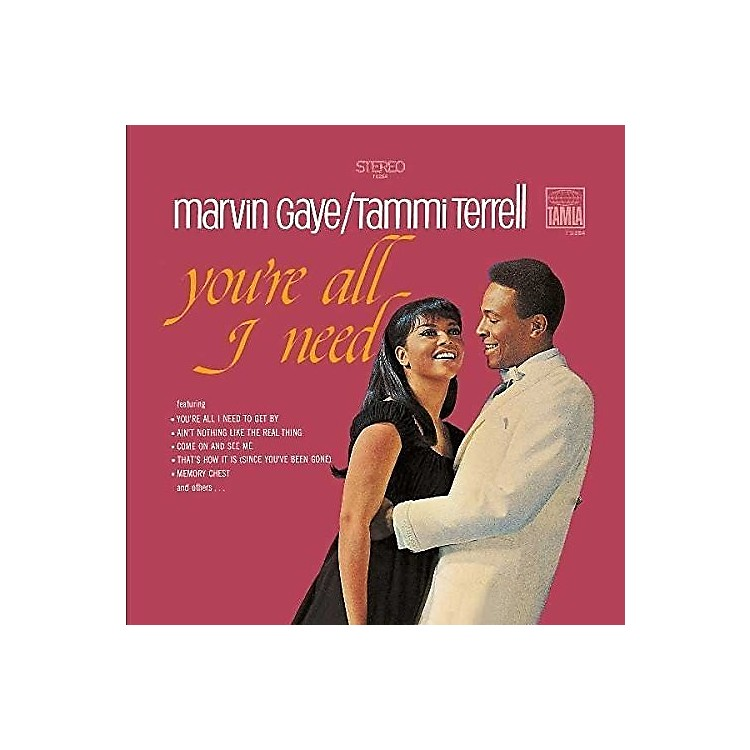 Alliance Marvin Gaye - You're All I Need (With Tammi Terrell)