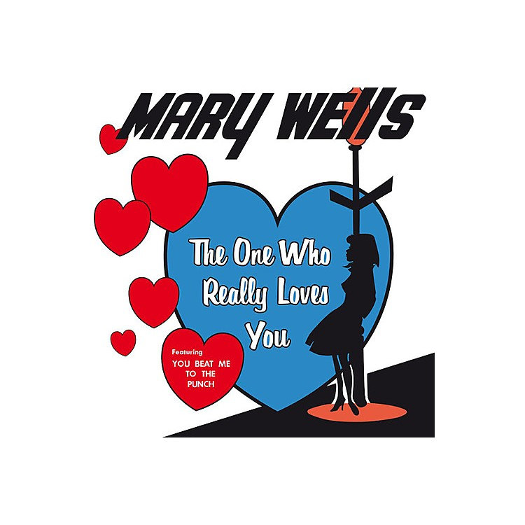 AllianceMary Wells - One Who Really Loves You