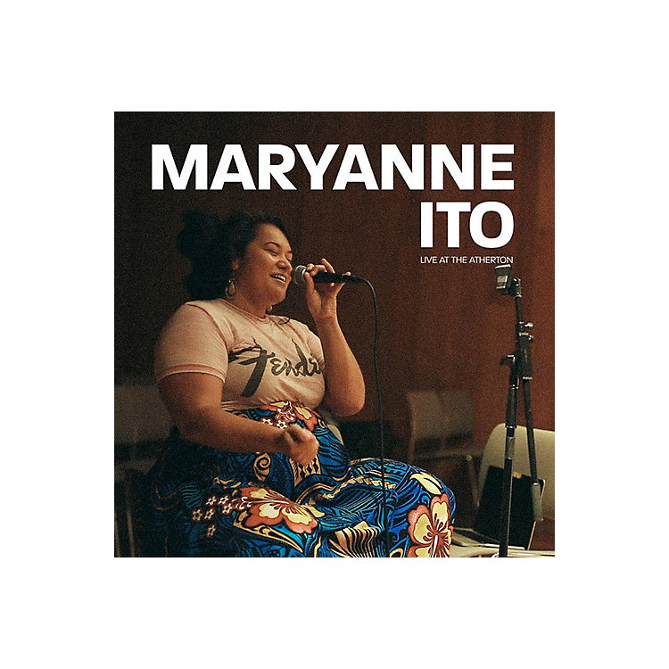 AllianceMaryanne Ito - Live At The Atherton
