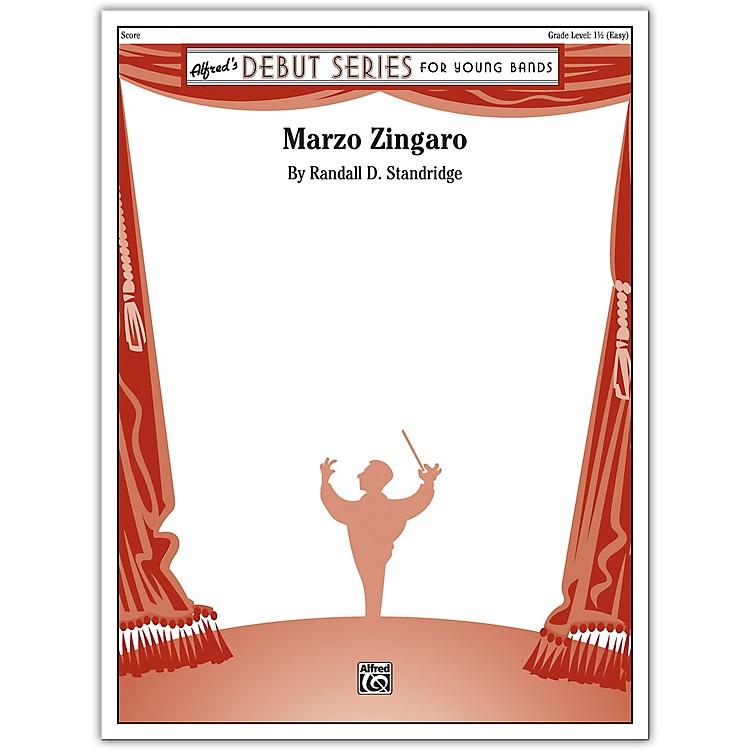 AlfredMarzo Zingaro Conductor Score 1.5 (Easy)