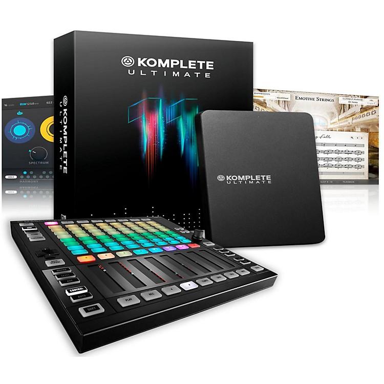 Native InstrumentsMaschine JAM with KOMPLETE 11 Ultimate