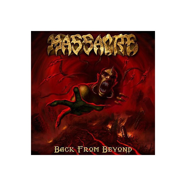 AllianceMassacre - Back from Beyond