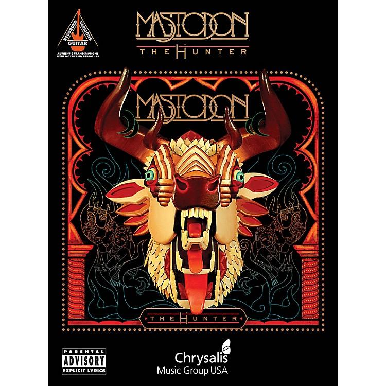 Hal LeonardMastadon - The Hunter
