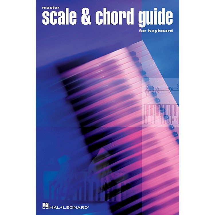 Hal Leonard Master Scale & Chord Guide (6 inch. x 9 inch. Edition) Piano Method Series Written by Various Authors