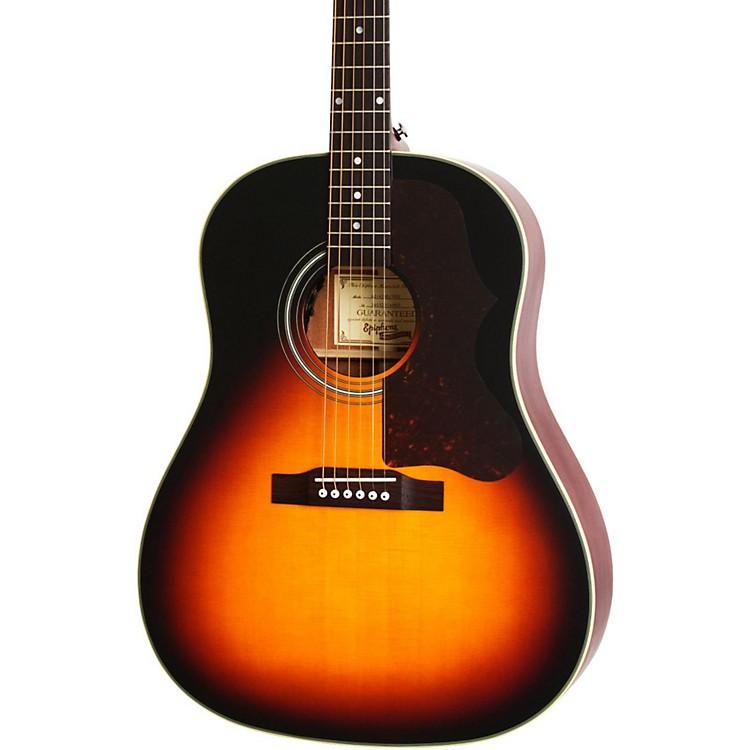 EpiphoneMasterbilt AJ-45ME Acoustic-Electric GuitarVintage Sunburst