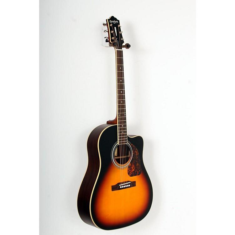 EpiphoneMasterbilt AJ-500RCE Acoustic-Electric GuitarVintage Sunburst888365784762