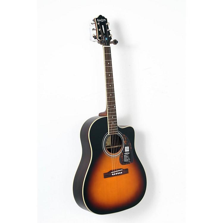 EpiphoneMasterbilt AJ-500RCE Acoustic-Electric GuitarVintage Sunburst888365904832