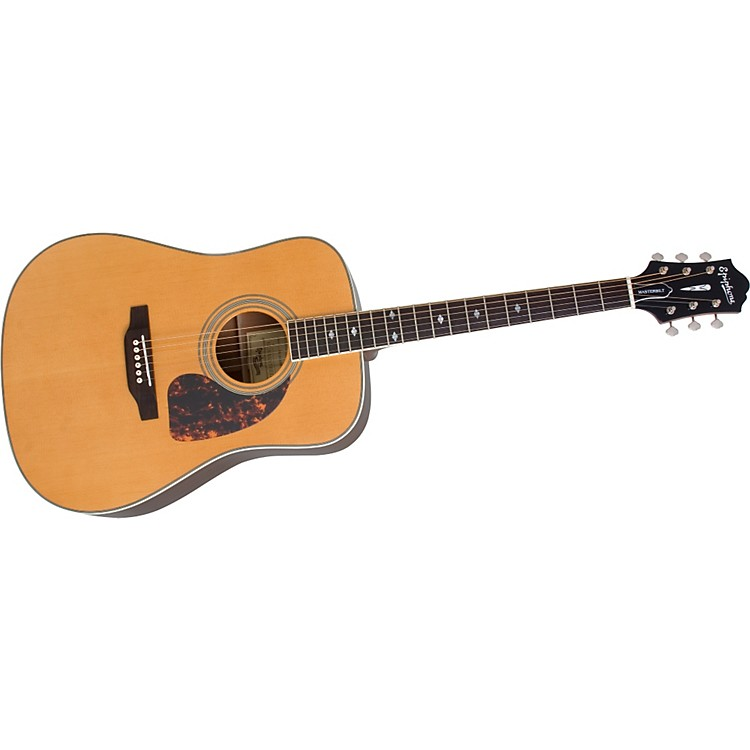 EpiphoneMasterbilt DR-500M Dreadnought Acoustic Guitar