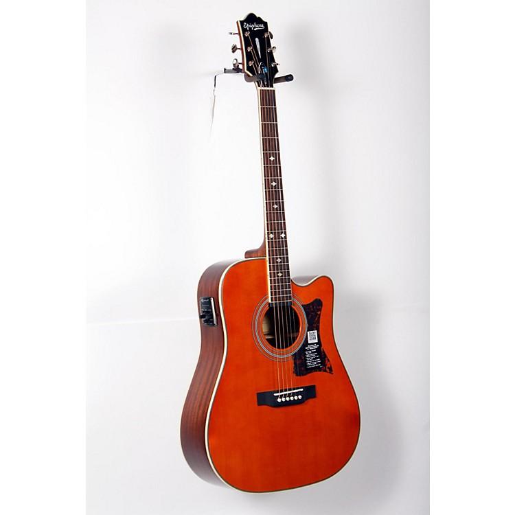 EpiphoneMasterbilt DR-500MCE Acoustic-Electric GuitarNatural888365840482