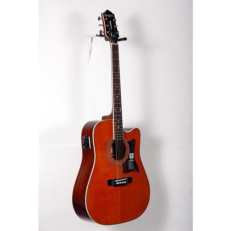 EpiphoneMasterbilt DR-500MCE Acoustic-Electric GuitarNatural888365907376