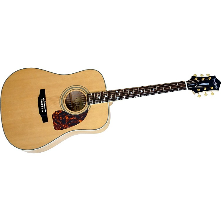 Epiphone Dr  Acoustic Natural Review