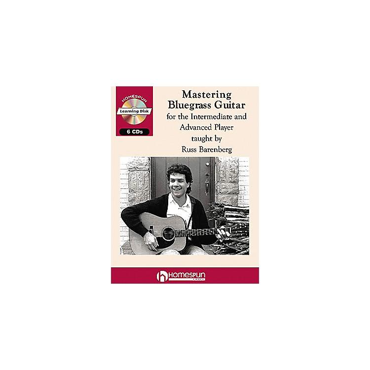 HomespunMastering Bluegrass Guitar (6 CDs)