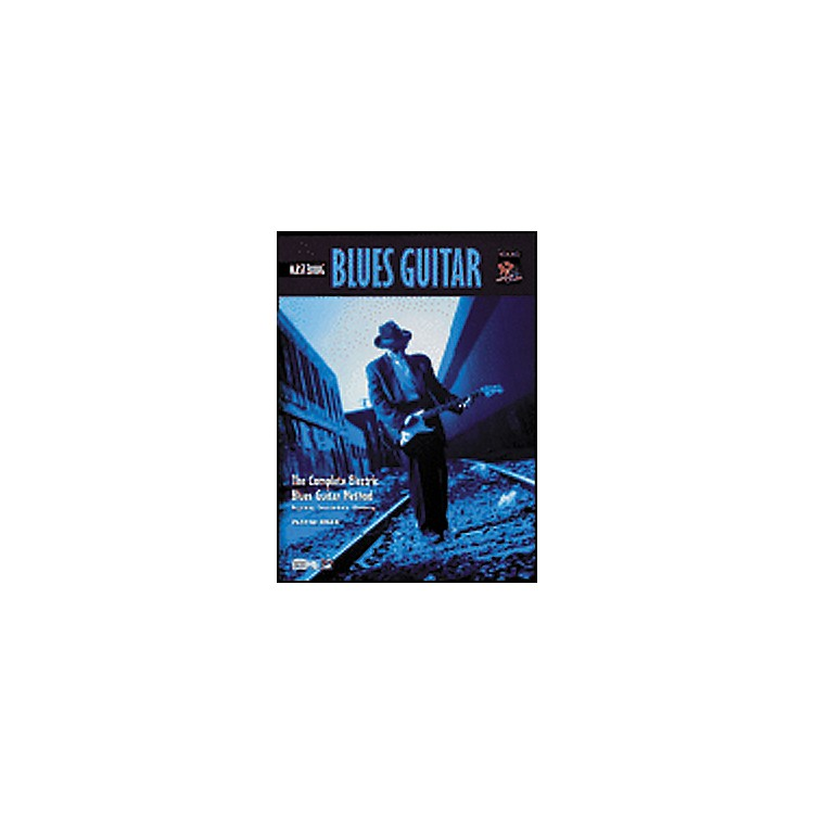 AlfredMastering Blues Guitar Book/CD