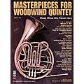 Music Minus One Masterpieces for Woodwind Quintet - Volume Two Music Minus One Series Softcover with CD by Various