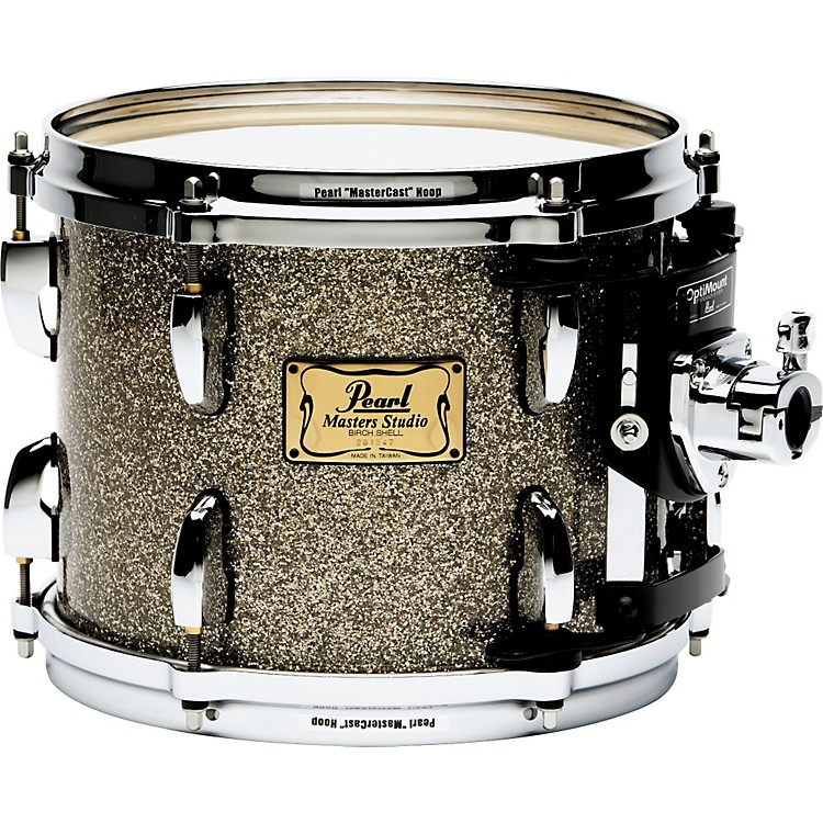 Pearl Masters BSX Mounted Tom Drum Brz Glass 12X9