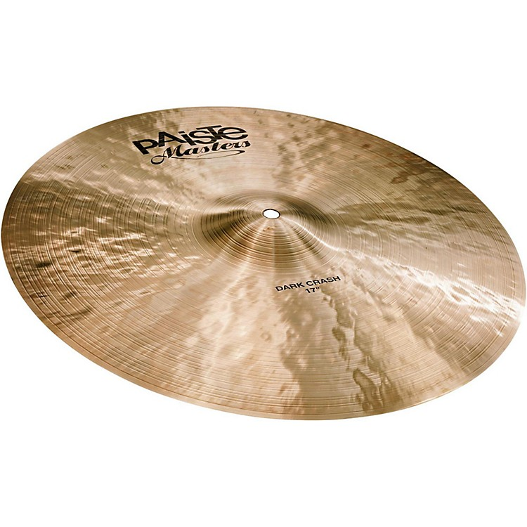 Paiste Masters Dark Crash 19 in.