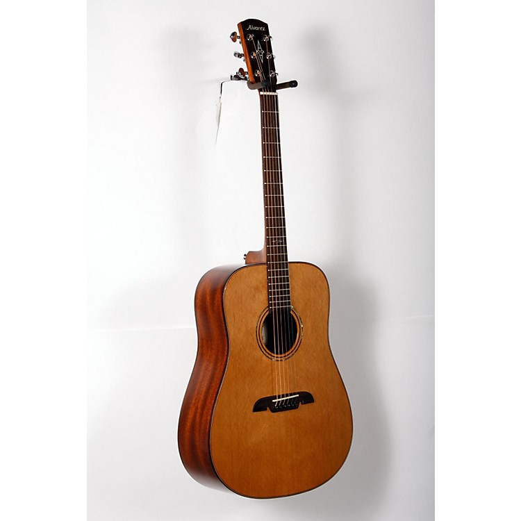Alvarez Masterworks MD65 Dreadnought Acoustic Guitar Natural 888365906546