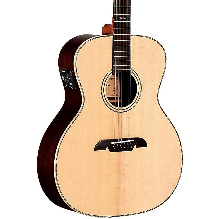 Alvarez Masterworks MGA70E Grand Auditorium Acoustic Electric Guitar Natural 888365726731