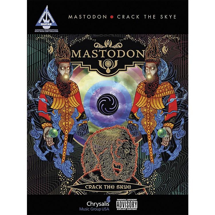 Hal LeonardMastodon - Crack The Skye (Guitar Tab Songbook)