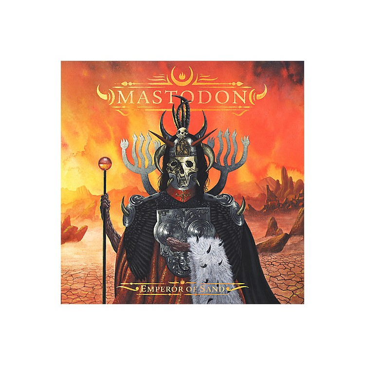 AllianceMastodon - Emperor Of Sand
