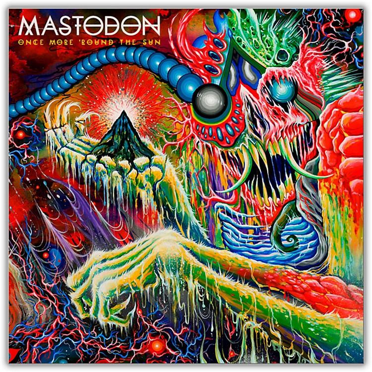 WEAMastodon - Once More 'Round the Sun Vinyl LP