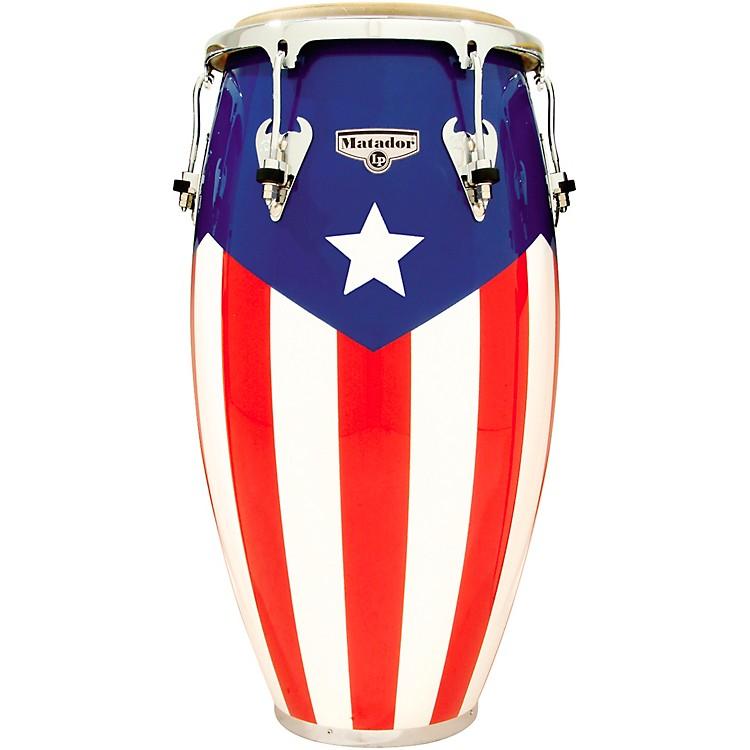 LPMatador Puerto Rican Flag Motif Quinto