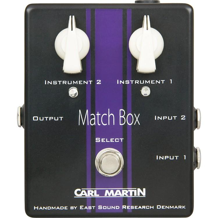Carl MartinMatch Box Line Selector