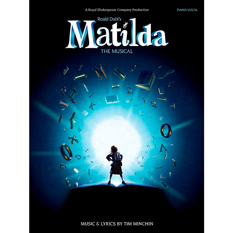 Music Sales Matilda - The Musical Piano/Vocal Selections