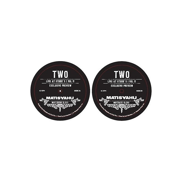 Alliance Matisyahu - Two [Single] [Clear Plastic Sleeve]