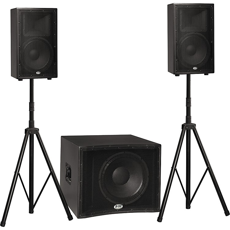 B-52 Matrix 2000 Speaker Sound System