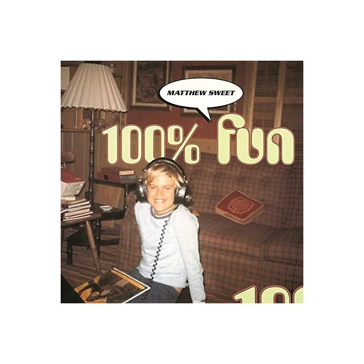 AllianceMatthew Sweet - 100 Percent Fun