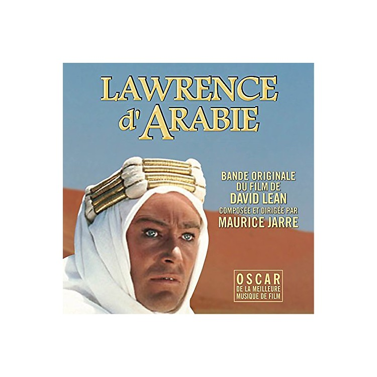 Alliance Maurice Jarre - Lawrence of Arabia (Original Soundtrack)