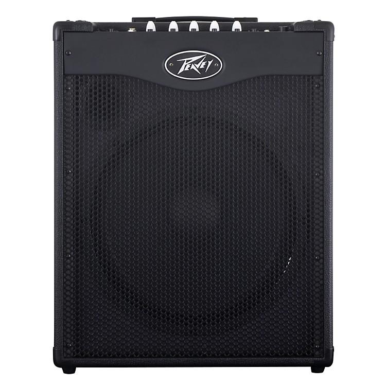 PeaveyMax 115 II 1x15 300 W Bass Combo AmpBlack