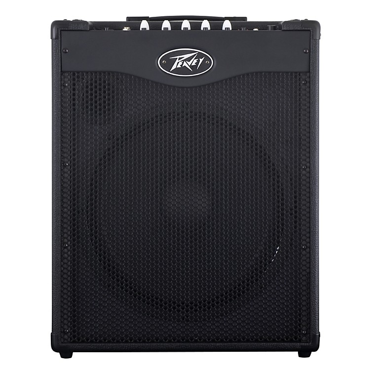 PeaveyMax 115 II 1x15 300W Bass Combo AmpBlack