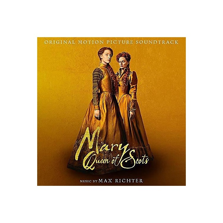 AllianceMax Richter - Mary Queen of Scots / O.S.T.