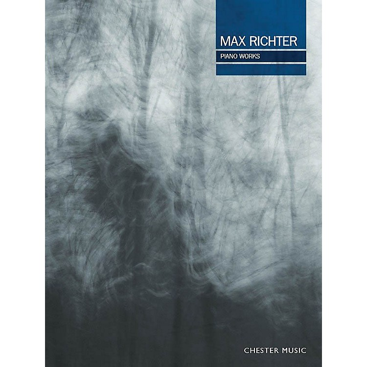Chester MusicMax Richter Piano Works Music Sales America Series Softcover