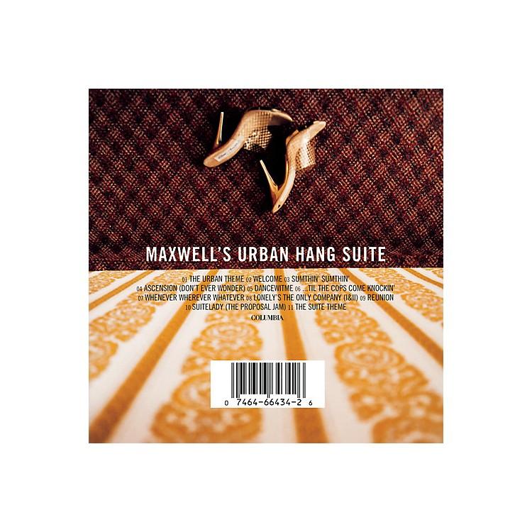 AllianceMaxwell - Maxwell's Urban Hang Suite (CD)