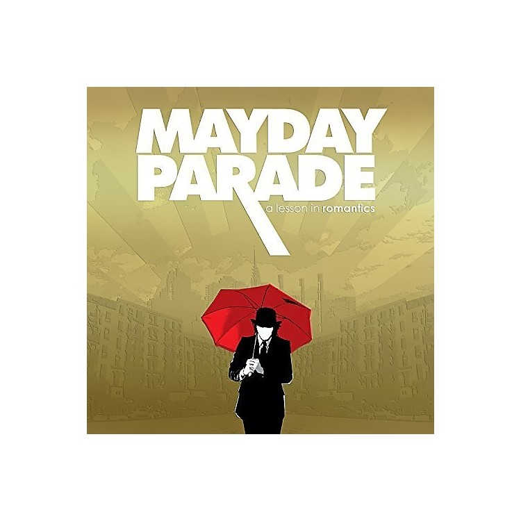 Alliance Mayday Parade - A Lesson In Romantics