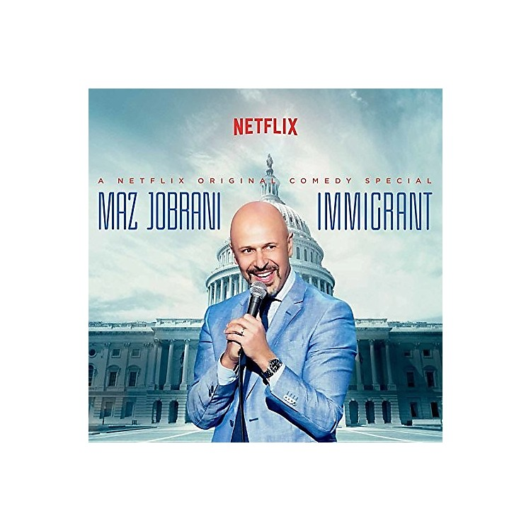 Alliance Maz Jobrani - Immigrant