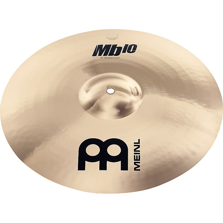 MeinlMb10 Medium Crash Cymbal19 in.