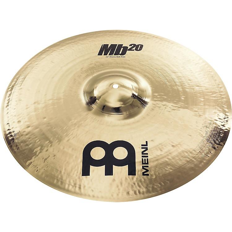 MeinlMb20 Heavy Bell Ride Cymbal22 in.