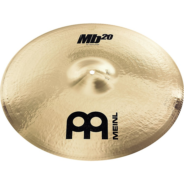 Meinl Mb20 Heavy Ride Cymbal 20 in.