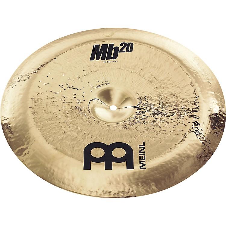 MeinlMb20 Rock China Cymbal18 in.