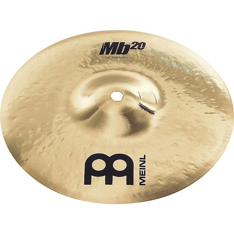 MeinlMb20 Rock Splash Cymbal10 in.