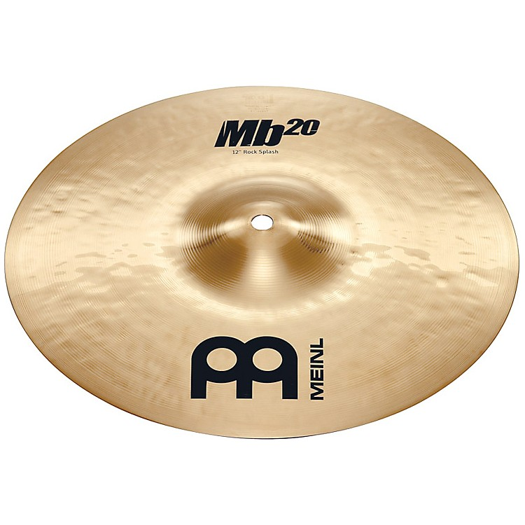 Meinl Mb20 Rock Splash Cymbal 12 in.