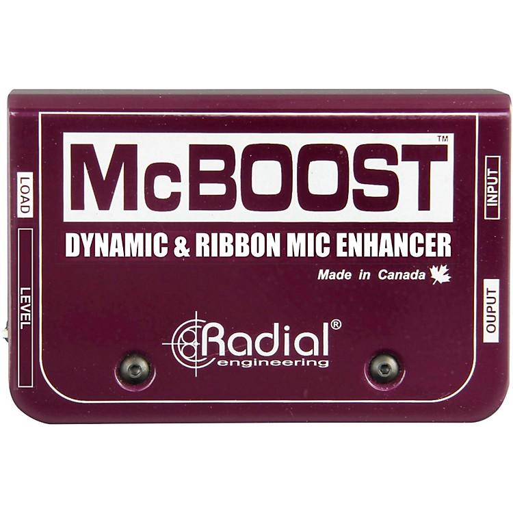 Radial EngineeringMcBoost Microphone Signal Intensifier