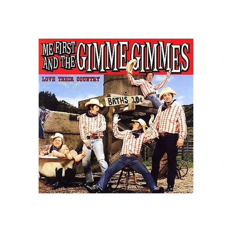 AllianceMe First and the Gimme Gimmes - Love Their Country