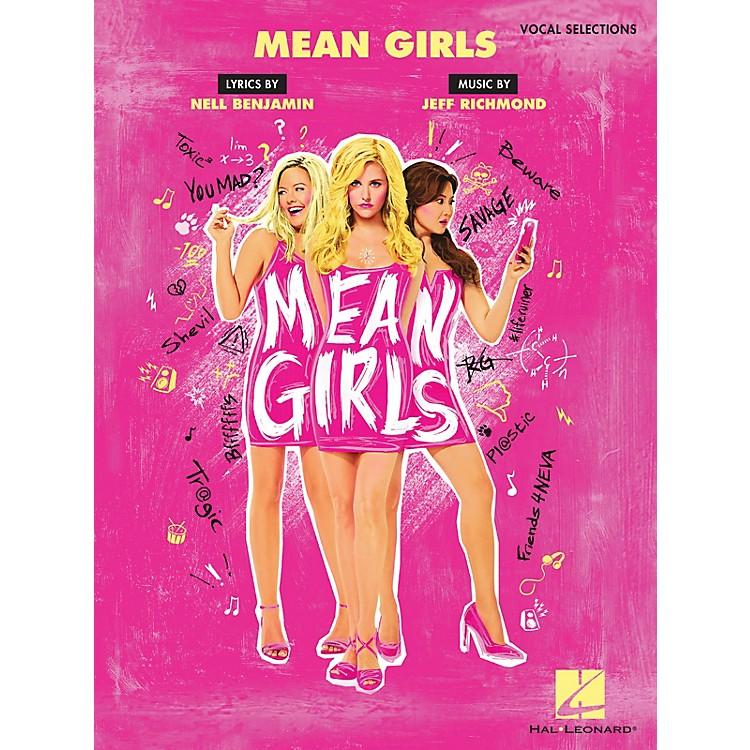 Hal LeonardMean Girls Vocal Selections